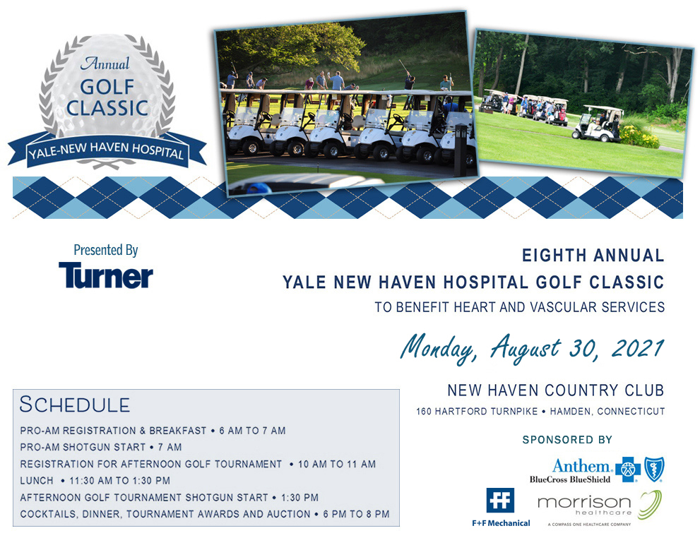 YNHH Golf Classic 2021 @ New Haven Country Club | Hamden | Connecticut | United States