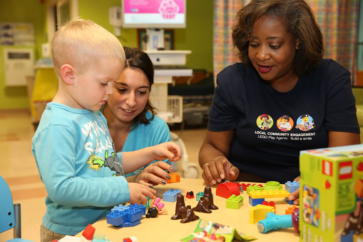Yale New Haven Children's Hospital Family Resource Center
